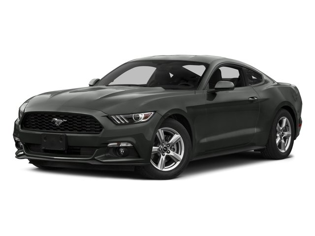 2015 Ford Mustang EcoBoost 2dr Fastback EcoBoost Intercooled Turbo Premium Unleaded I-4 2.3 L/140 [2]