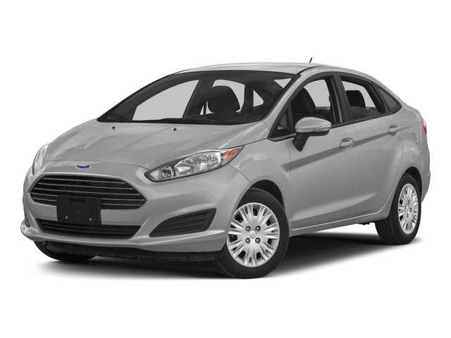 2015 Ford Fiesta S 4dr Sdn S Regular Unleaded I-4 1.6 L/97 [0]