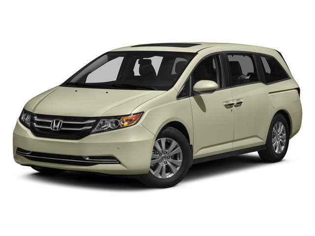 2015 Honda Odyssey EX-L 5dr EX-L w/RES Regular Unleaded V-6 3.5 L/212 [1]