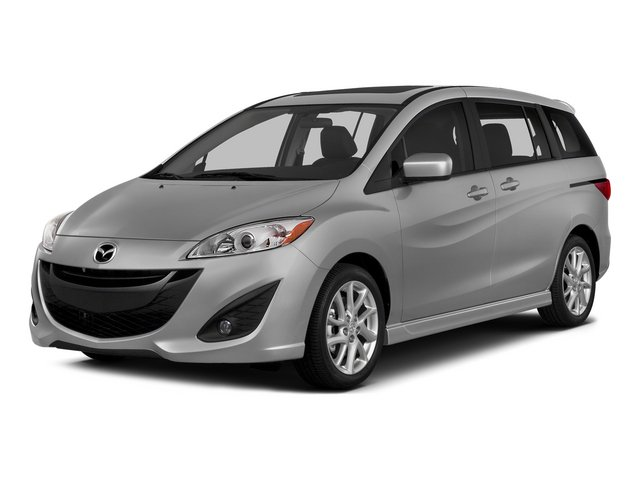 2015 Mazda Mazda5 Touring Front Wheel Drive Power Steering ABS 4-Wheel Disc Brakes Brake Assist