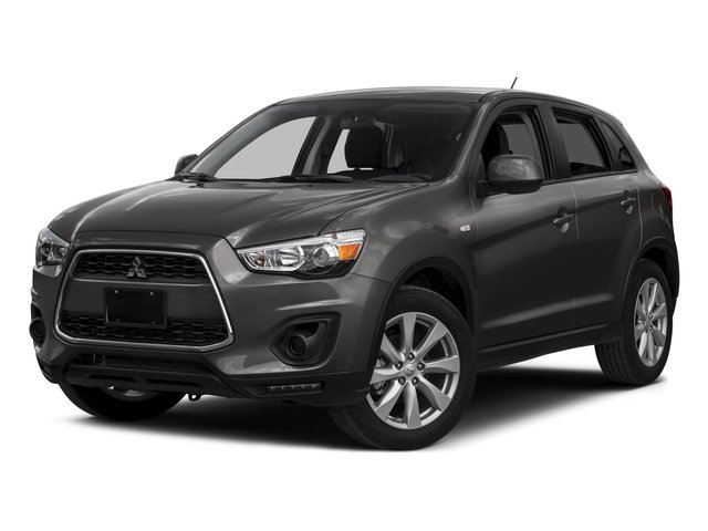 2015 Mitsubishi Outlander Sport ES 2WD 4dr CVT ES Regular Unleaded I-4 2.0 L/122 [3]