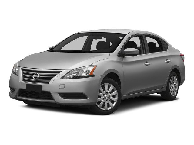 2015 Nissan Sentra S  Regular Unleaded I-4 1.8 L/110 [1]