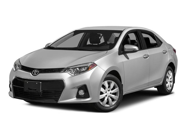 2015 Toyota Corolla S 4dr Sdn CVT S Regular Unleaded I-4 1.8 L/110 [1]