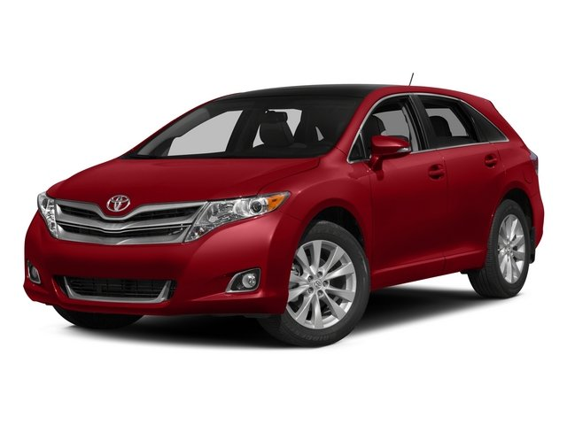 2015 Toyota Venza XLE Front Wheel Drive Power Steering ABS 4-Wheel Disc Brakes Brake Assist Al