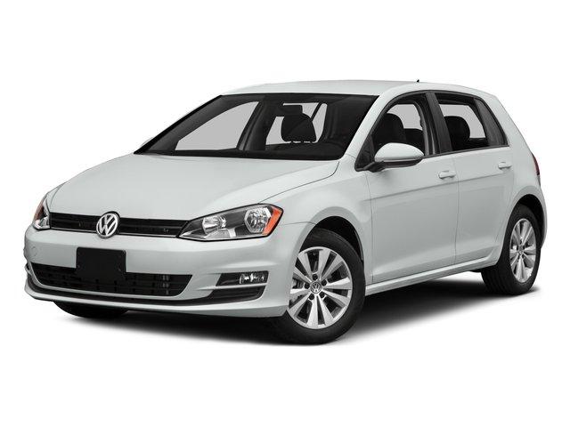 2015 Volkswagen Golf TDI S 4-Door  Intercooled Turbo Diesel I-4 2.0 L/120 [2]