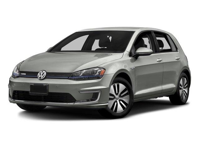 2015 Volkswagen e-Golf SEL Premium Electric Motor Front Wheel Drive Power Steering ABS 4-Wheel