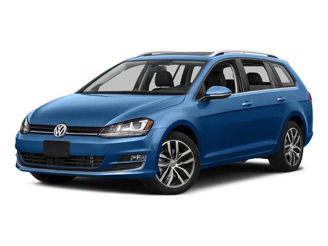2015 Volkswagen Golf SportWagen  Intercooled Turbo Diesel I-4 2.0 L/120 [4]