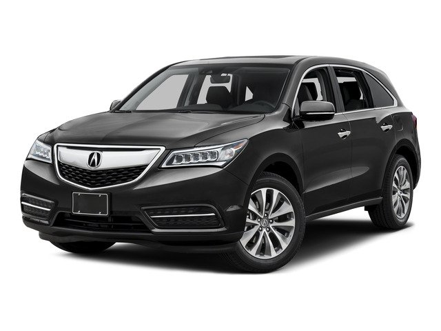 2016 Acura MDX w/Tech/Entertainment SH-AWD 4dr w/Tech/Entertainment Premium Unleaded V-6 3.5 L/212 [0]