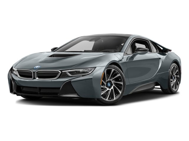 2016 BMW i8 COUPE 2D 2dr Cpe Intercooled Turbo Gas/Electric I-3 1.5 L/91 [1]