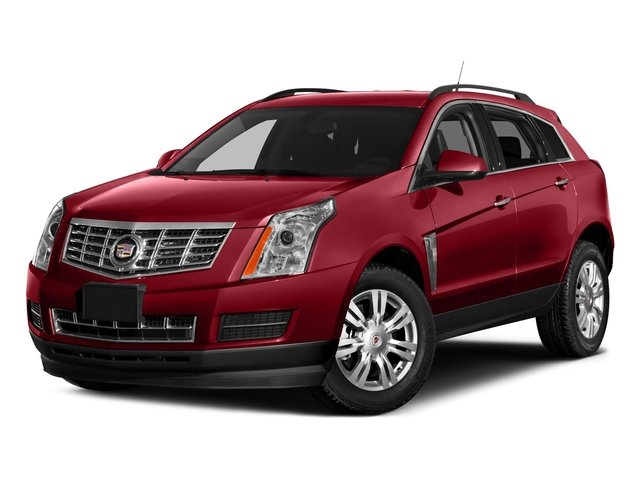 2016 Cadillac SRX Base Front Wheel Drive Power Steering ABS 4-Wheel Disc Brakes Aluminum Wheels