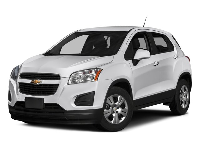2016 Chevrolet Trax LS FWD 4dr LS w/1LS Turbocharged Gas 4-Cyl 1.4L/83 [5]