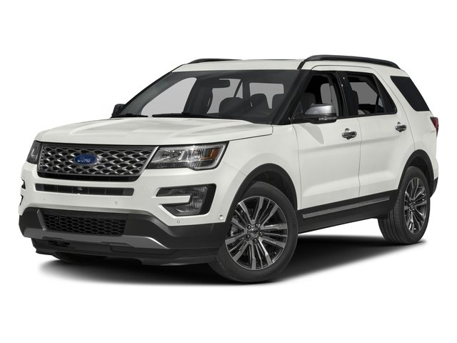2016 Ford Explorer Platinum 4WD 4dr Platinum Twin Turbo Premium Unleaded V-6 3.5 L/213 [0]