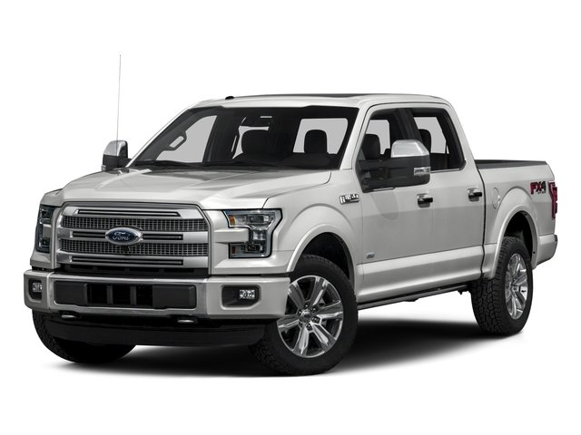 2016 Ford F-150 Platinum  Regular Unleaded V-8 5.0 L/302 [1]