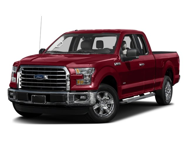 2016 Ford F-150 XLT SuperCab 6.5-ft. 2WD  Regular Unleaded V-8 5.0 L/302 [1]