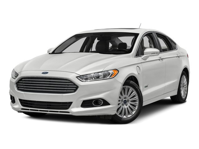 2016 Ford Fusion Energi SE Luxury 4dr Sdn SE Luxury Gas/Electric I-4 2.0 L/122 [1]