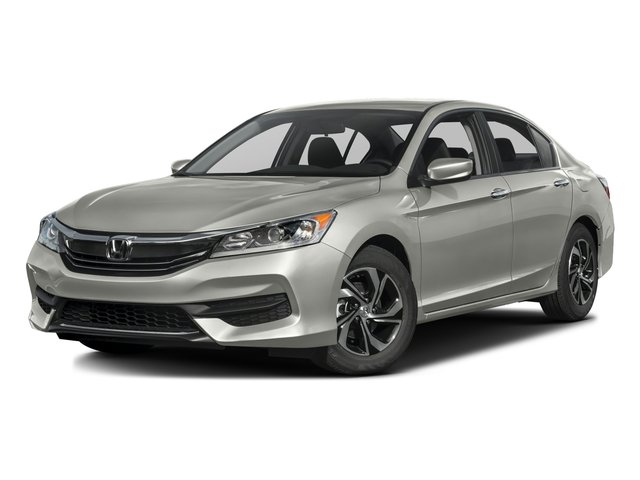 2016 Honda Accord Sedan LX 4dr I4 CVT LX Regular Unleaded I-4 2.4 L/144 [2]