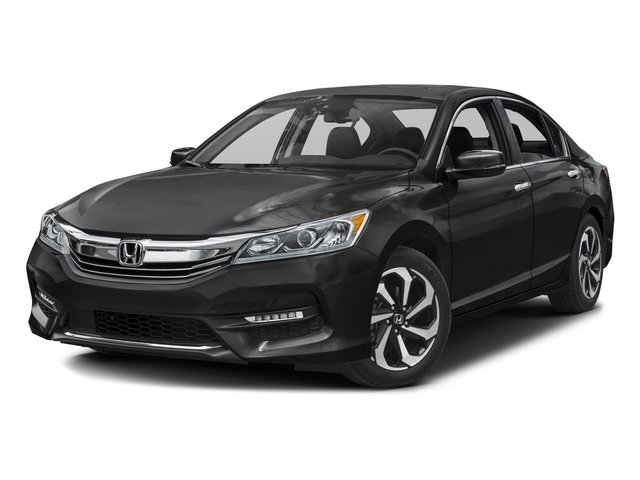 2016 Honda Accord Sedan EX-L 4dr V6 Auto EX-L w/Navi & Honda Sensing Regular Unleaded V-6 3.5 L/212 [14]