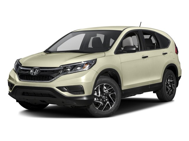 2016 Honda CR-V SE AWD 5dr SE Regular Unleaded I-4 2.4 L/144 [16]