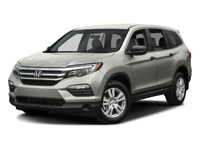 2016 Honda Pilot LX AWD 4dr LX Regular Unleaded V-6 3.5 L/212 [0]