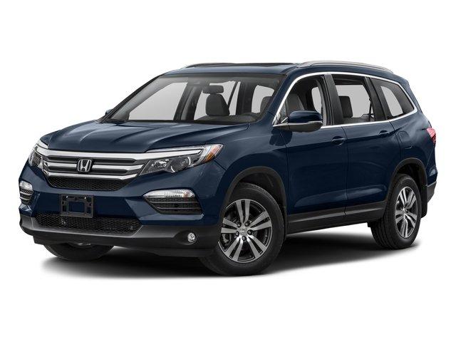2016 Honda Pilot EX-L AWD 4dr EX-L w/Navi Regular Unleaded V-6 3.5 L/212 [0]