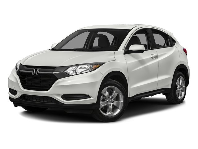 2016 Honda HR-V LX AWD 4dr CVT LX Regular Unleaded I-4 1.8 L/110 [1]