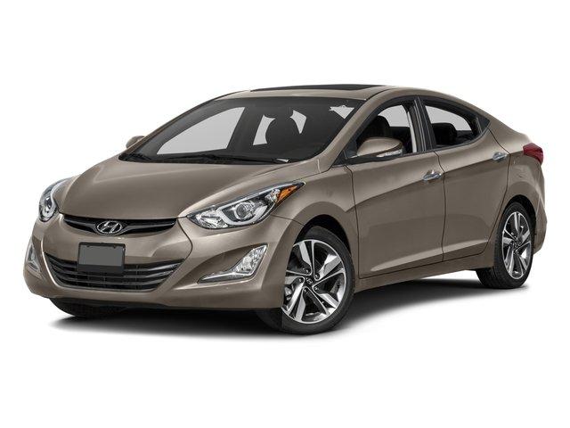 2016 Hyundai Elantra Limited 4dr Sdn Auto Limited (Alabama Plant) Regular Unleaded I-4 1.8 L/110 [0]