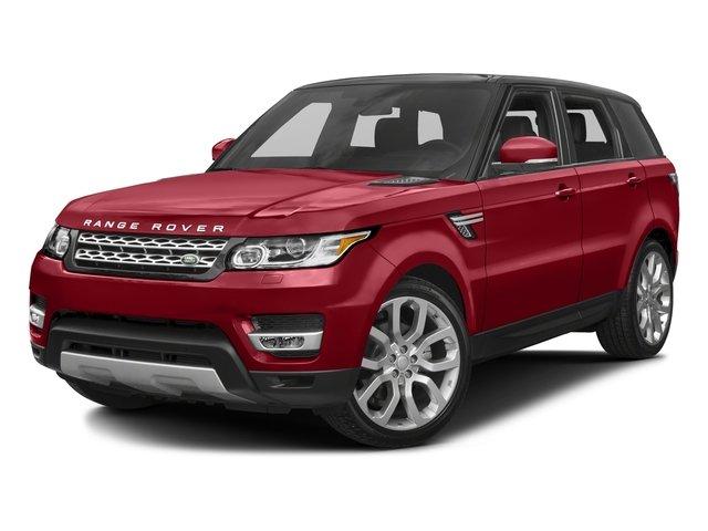 2016 Land Rover Range Rover Sport V6 HSE 4WD 4dr V6 HSE Intercooled Supercharger Premium Unleaded V-6 3.0 L/184 [1]