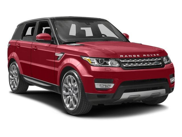 Used 2016 Land Rover Range Rover Sport in Little River, SC