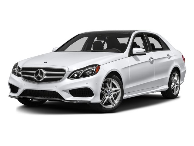 2016 Mercedes-Benz E-Class E 350 SEDAN 4D  Premium Unleaded V-6 3.5 L/213 [4]