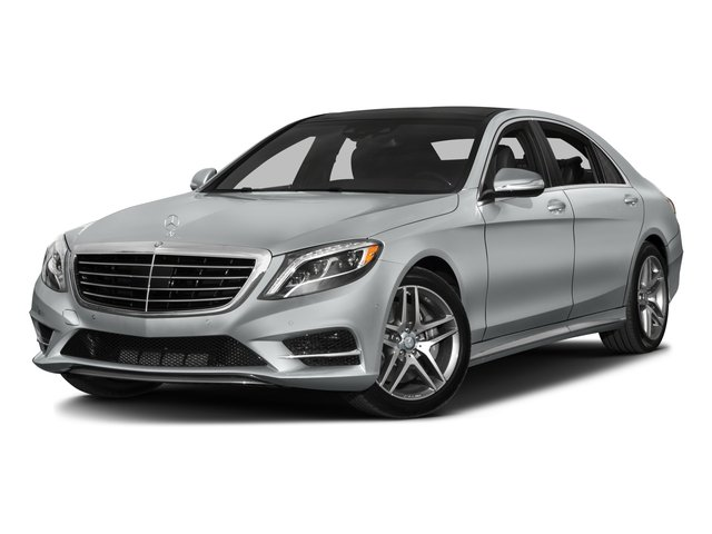 2016 Mercedes-Benz S-Class S 550 4dr Sdn S 550 RWD Twin Turbo Premium Unleaded V-8 4.7 L/285 [13]