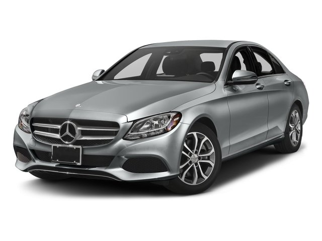 2016 Mercedes C-Class C 300 Turbocharged All Wheel Drive Power Steering ABS 4-Wheel Disc Brakes