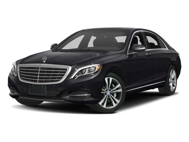 2016 Mercedes-Benz S-Class S 550 Plug-In Hybrid 4dr Sdn S 550 Plug-In Hybrid RWD Twin Turbo Gas/Electric V-6 3.0 L/183 [3]
