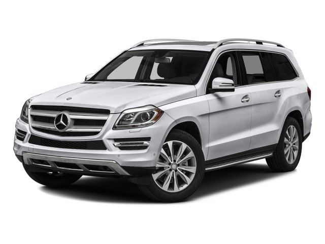 2016 Mercedes-Benz GL GL 450 4MATIC 4dr GL 450 Twin Turbo Premium Unleaded V-6 3.0 L/183 [3]
