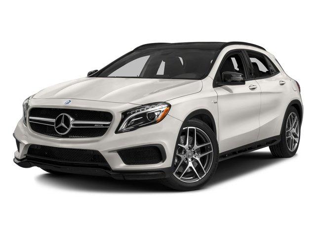 2016 Mercedes-Benz GLA AMG GLA 45 4MATIC 4dr AMG GLA 45 Intercooled Turbo Premium Unleaded I-4 2.0 L/121 [1]