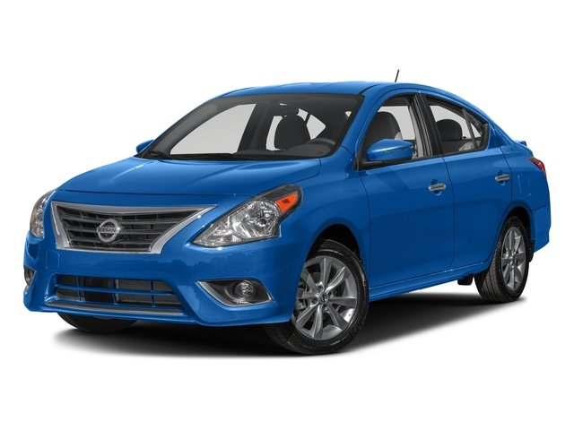 2016 Nissan Versa 1.6 SL