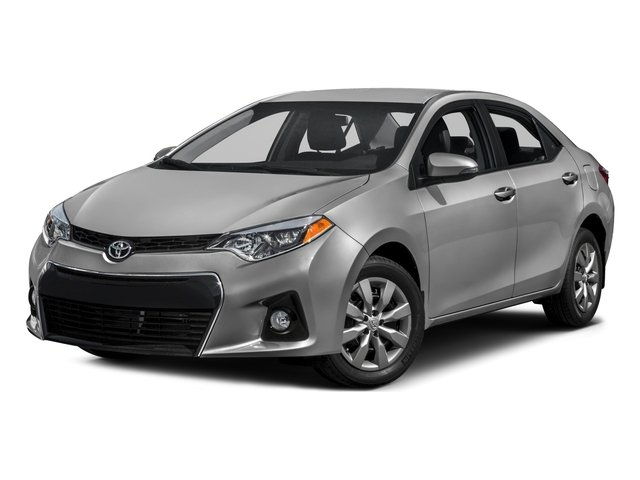 2016 TOYOTA COROLLA S w/Special Edition Pkg 4dr Sdn CVT S w/Special Edition Pkg Regular Unleaded I-4 1.8 L/110 [12]