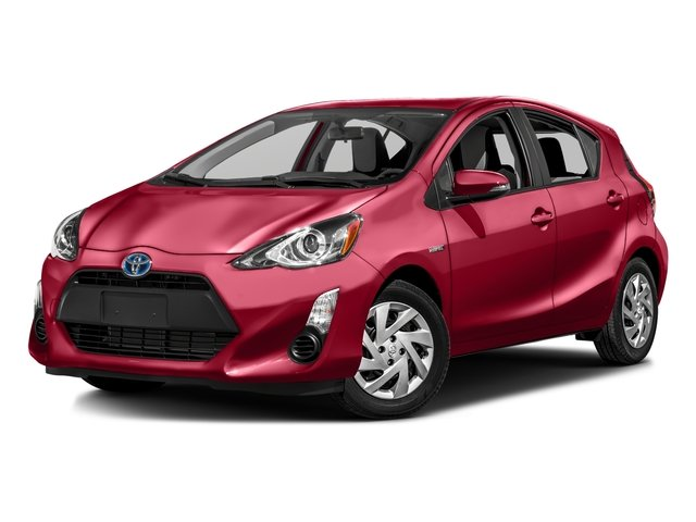 2016 Toyota Prius c Four 5dr HB Four Gas/Electric I-4 1.5 L/91 [6]