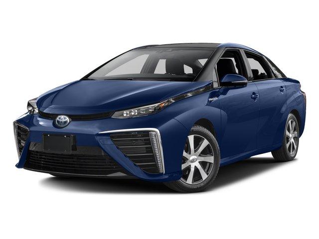 2016 Toyota Mirai 4dr Sdn Electric [8]