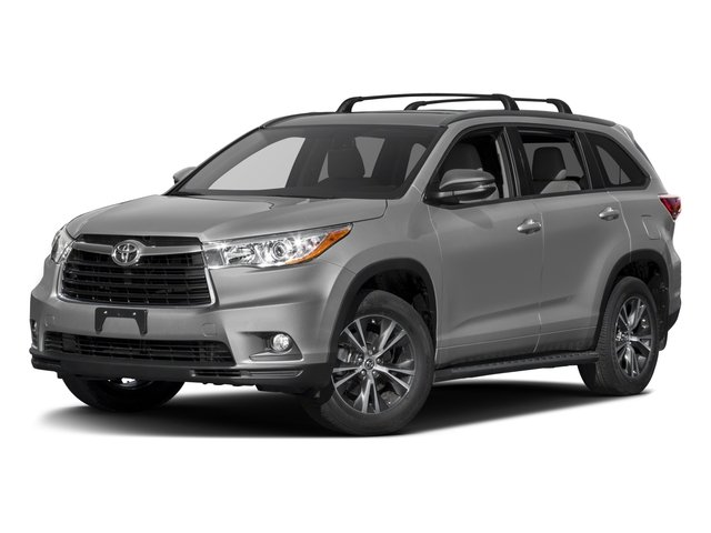 2016 Toyota Highlander XLE AWD 4dr V6 XLE Regular Unleaded V-6 3.5 L/211 [3]