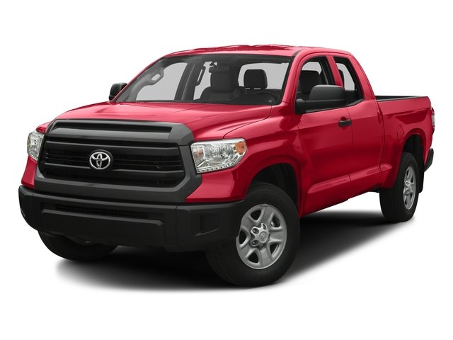 2016 Toyota Tundra 4WD Truck SR5 5.7L V8 Double Cab 4WD  Regular Unleaded V-8 5.7 L/346 [25]