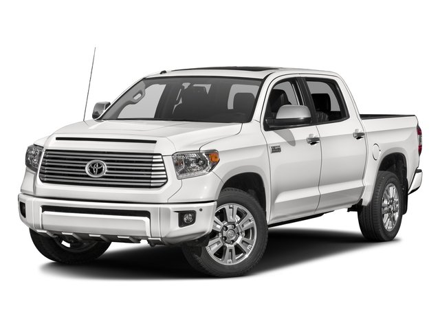 2016 Toyota Tundra 4WD Truck Platinum CrewMax 5.7L FFV V8 6-Spd AT Platinum Regular Unleaded V-8 5.7 L/346 [16]