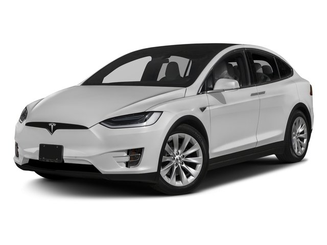 2016 Tesla Model X 90D SPORT UTILITY 4D  Electric [4]
