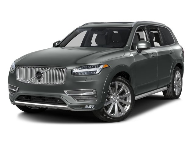 2016 Volvo XC90 T6 First Edition
