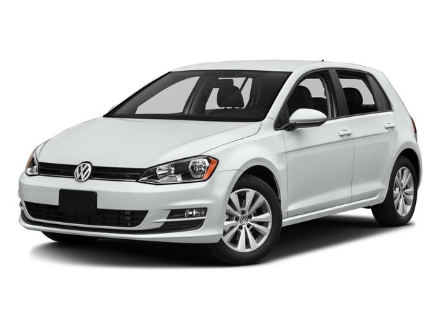2016 Volkswagen Golf TSI SE 4-Door