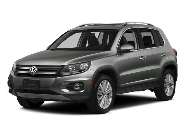 2016 Volkswagen Tiguan S 2WD 4dr Auto S Intercooled Turbo Premium Unleaded I-4 2.0 L/121 [13]