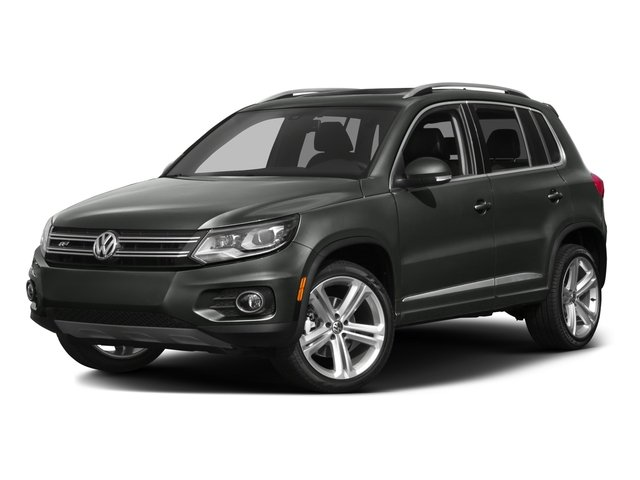 2016 Volkswagen Tiguan R-Line 2WD 4dr Auto R-Line Intercooled Turbo Premium Unleaded I-4 2.0 L/121 [13]