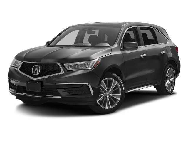 2017 Acura MDX w/Technology Pkg FWD w/Technology Pkg Premium Unleaded V-6 3.5 L/212 [0]