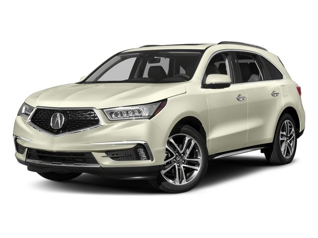 2017 Acura MDX with Advance/Entertainment Pkg