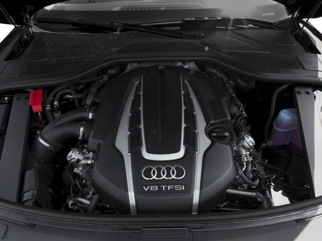 Used 2017 Audi A8 L in Verona, NJ