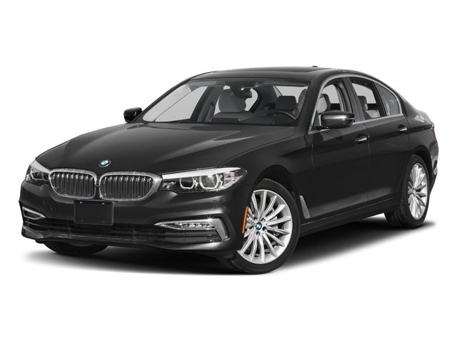 2017 BMW 5 Series 530i xDrive 530i xDrive Sedan Intercooled Turbo Premium Unleaded I-4 2.0 L/122 [3]
